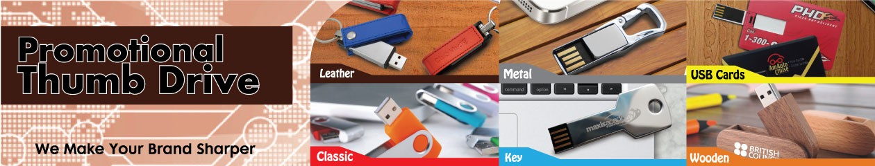 USB Thumb Drive Supplier