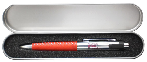 long metal box for 2 in 1 usb pen