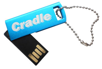 Swivel mini size thumb drive (PB5010)