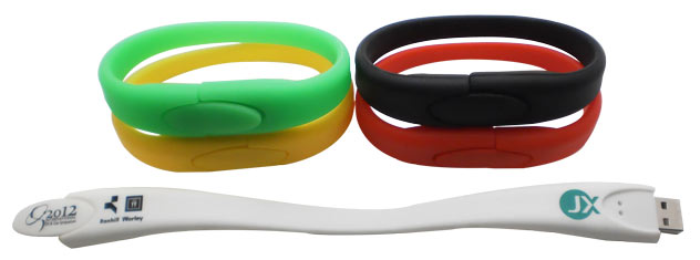 Wristband pen drive (PB063)